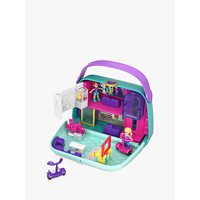 Polly Pocket World Mini Mall Purse