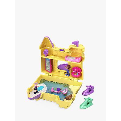 Polly Pocket World Deep Sea Sandcastle