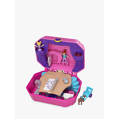 Polly Pocket World Ballet Music Box