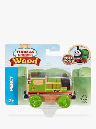 Thomas & Friends Wood Percy Toy Train