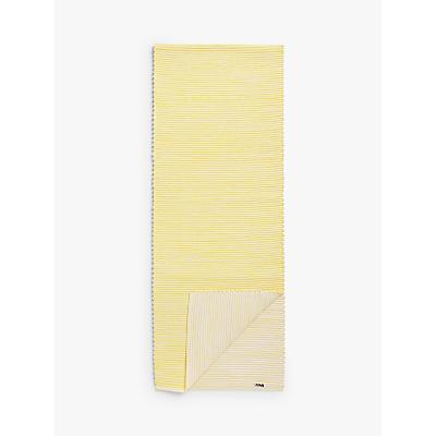 John Lewis & Partners Easter Sherbet Table Runner, Yellow, L180cm
