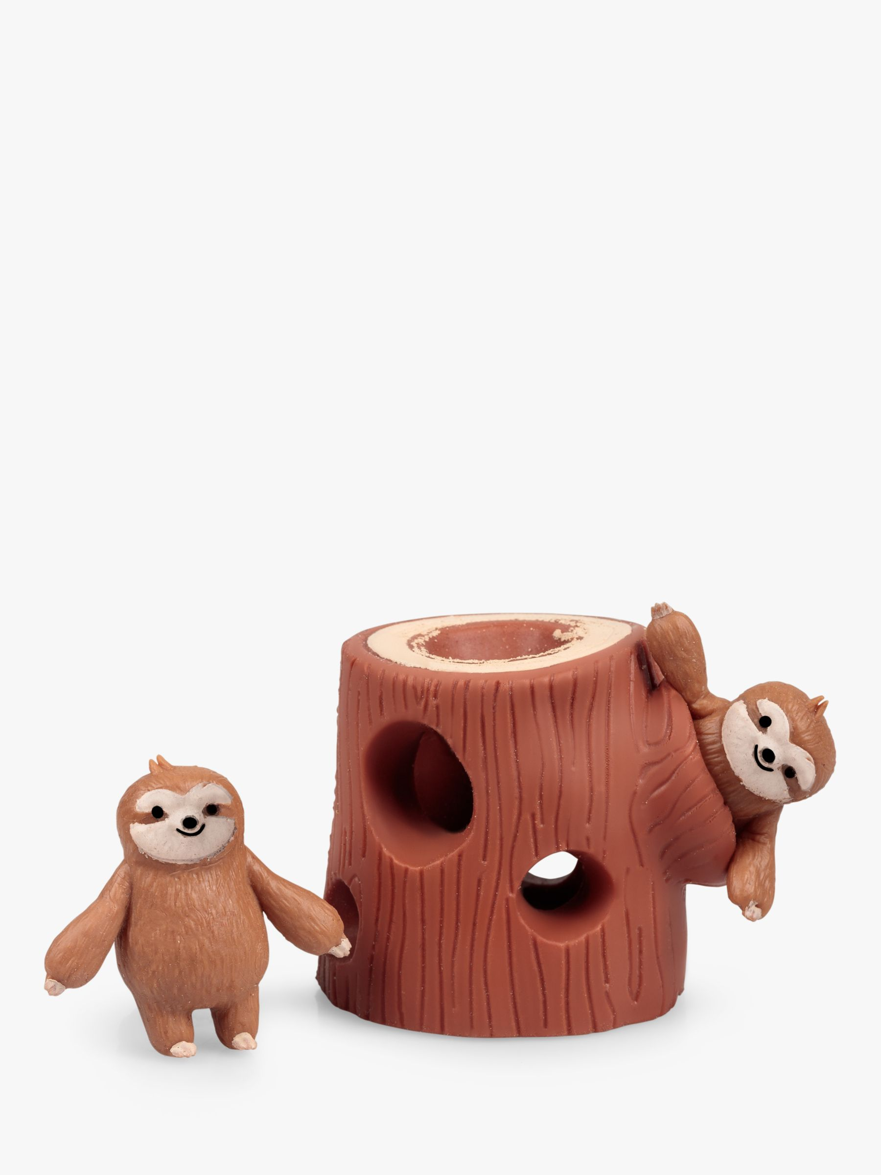 Tobar Stretchy Sloth And Stump