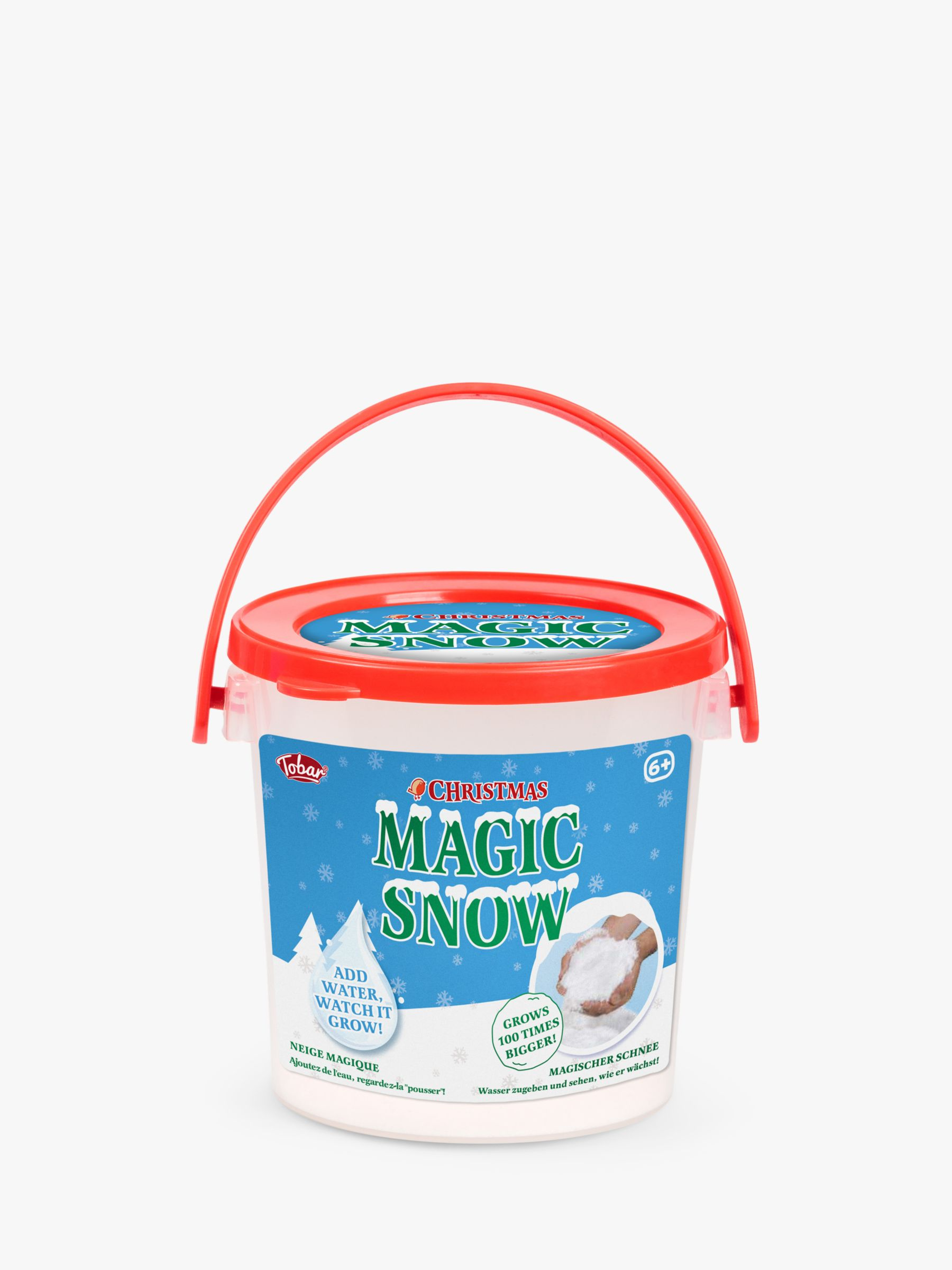 Tobar Tobar Christmas Magic Snow Tub