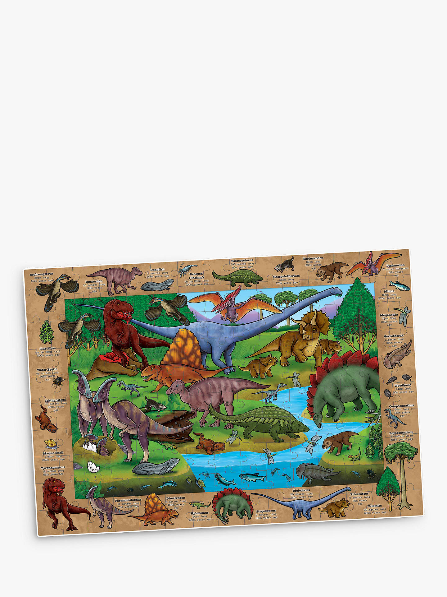 Orchard Toys Dinosaur Discovery  First Jigsaw Toys