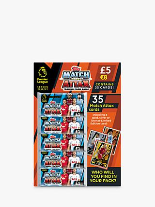 Match Attax Trading Card Game Multi Pack