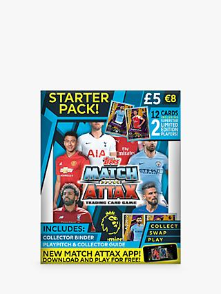 Match Attax Trading Card Game Starter Pack