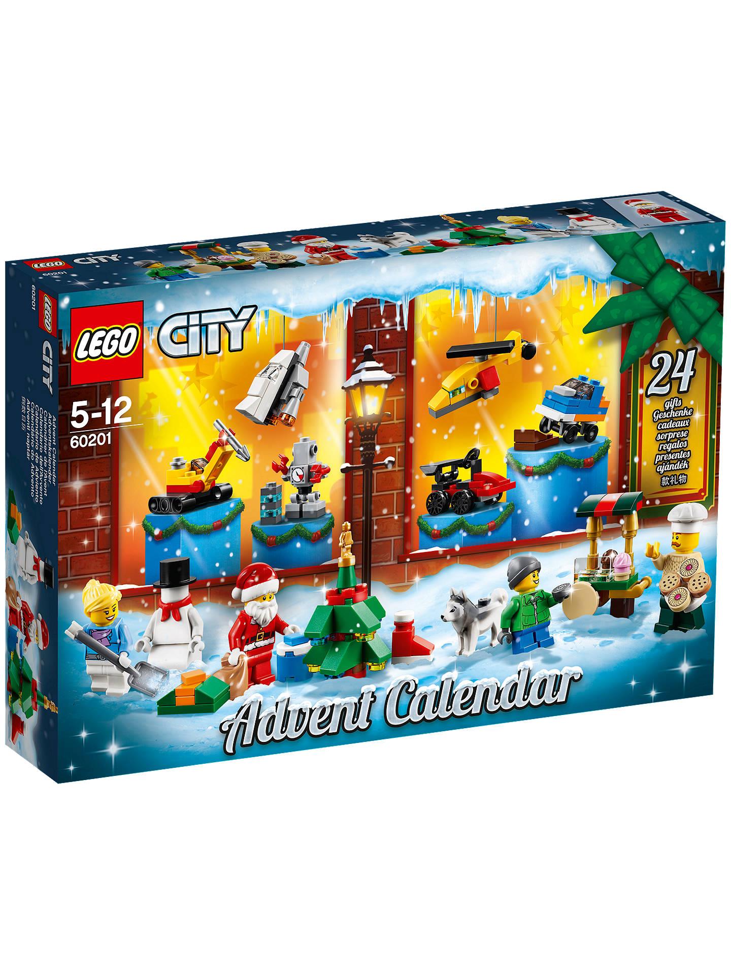 t mobile adventi naptár LEGO City 60201 Advent Calendar at John Lewis & Partners t mobile adventi naptár