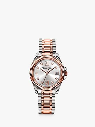 0ee743a65eb THOMAS SABO Women s Divine Date Crystal Bracelet Strap Watch