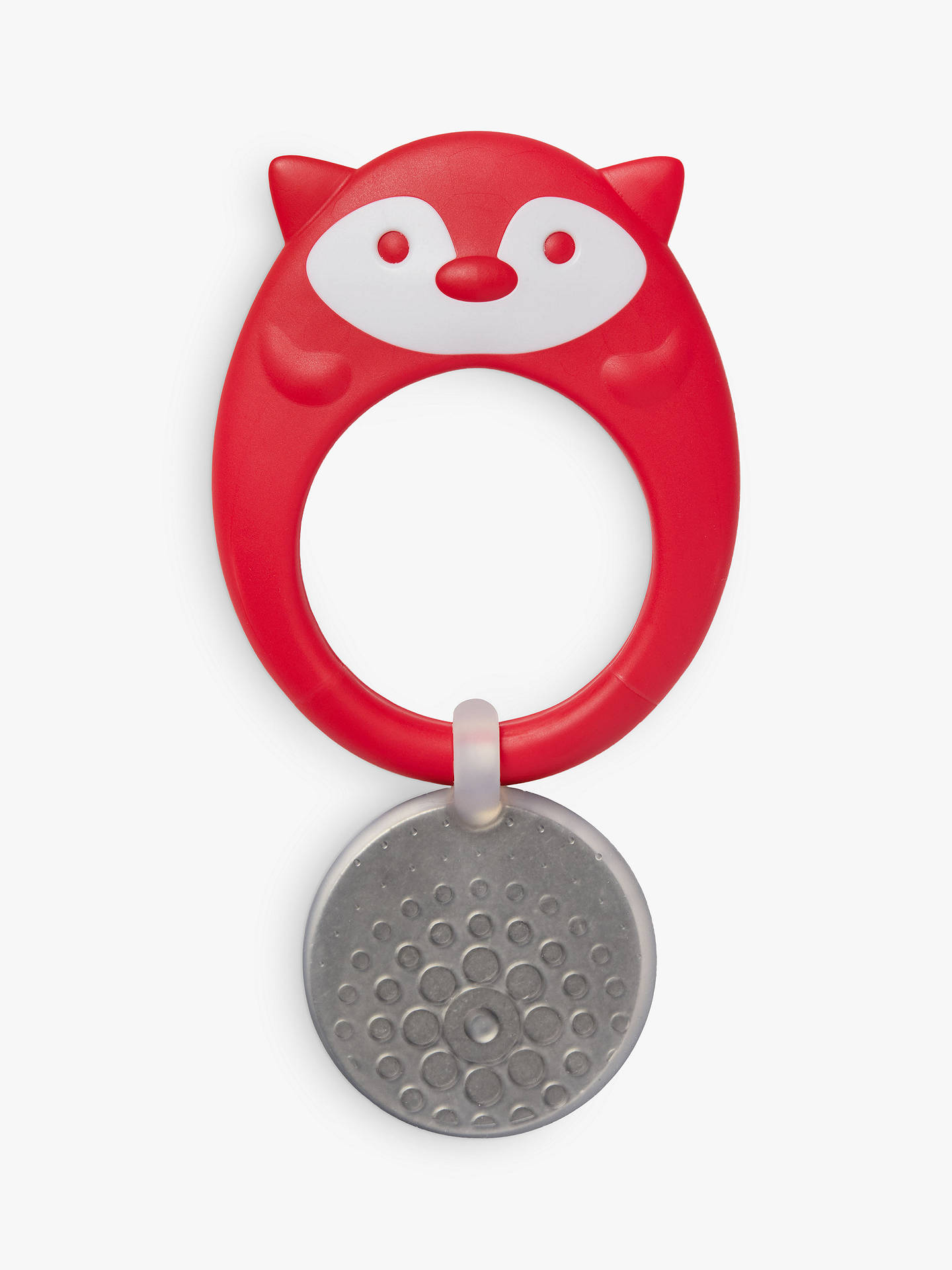 BuySkip Hop Cool Fox Teether Toy Online at johnlewis.com