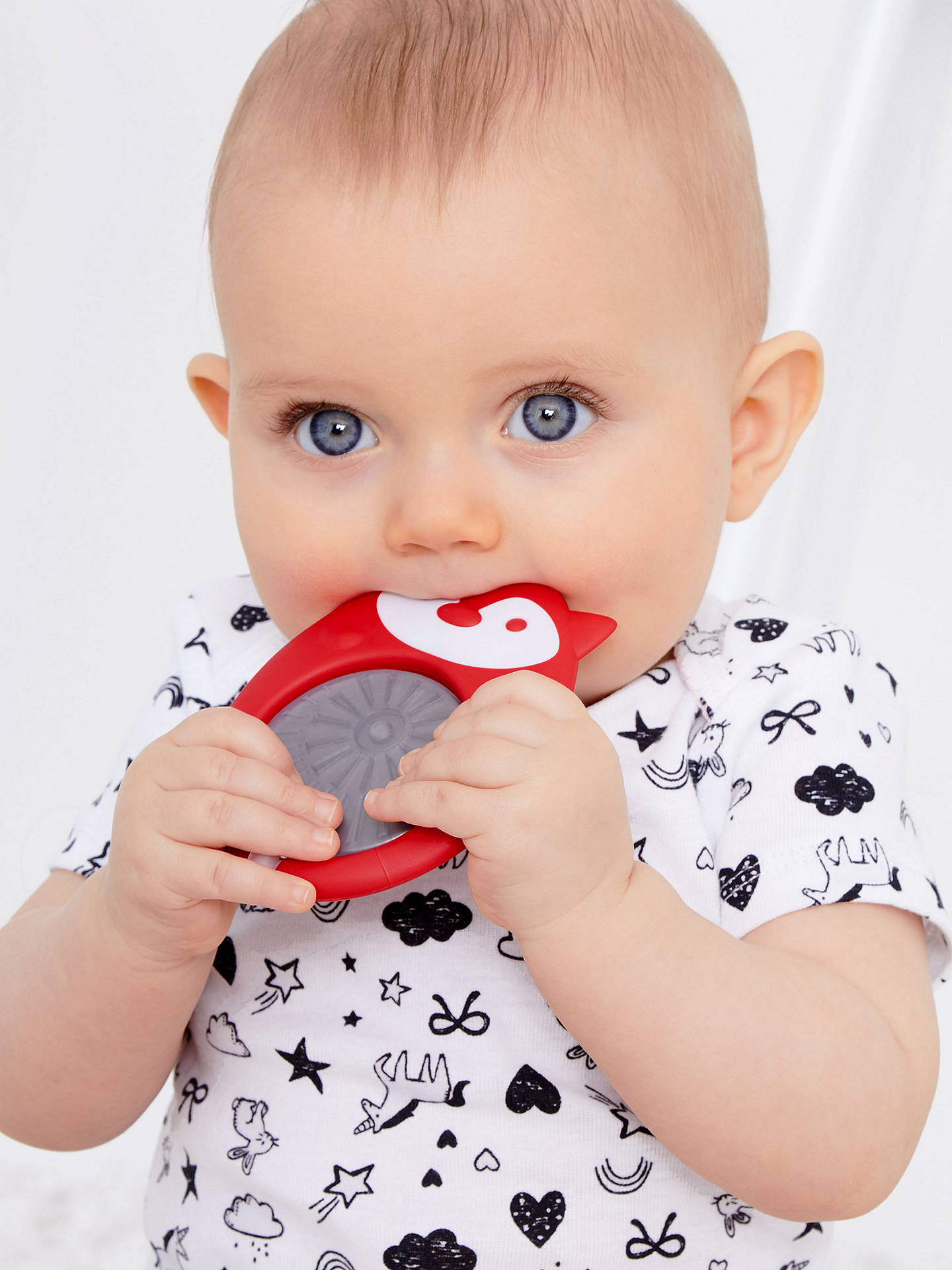 Buy Skip Hop Cool Fox Teether Toy Online at johnlewis.com