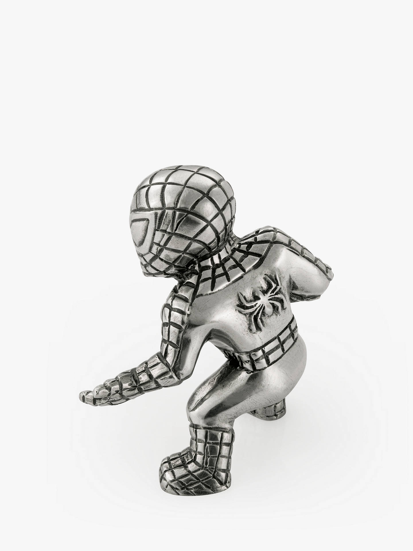 Buy Royal Selangor Miniature Marvel Spider-Man Figurine Online at johnlewis.com