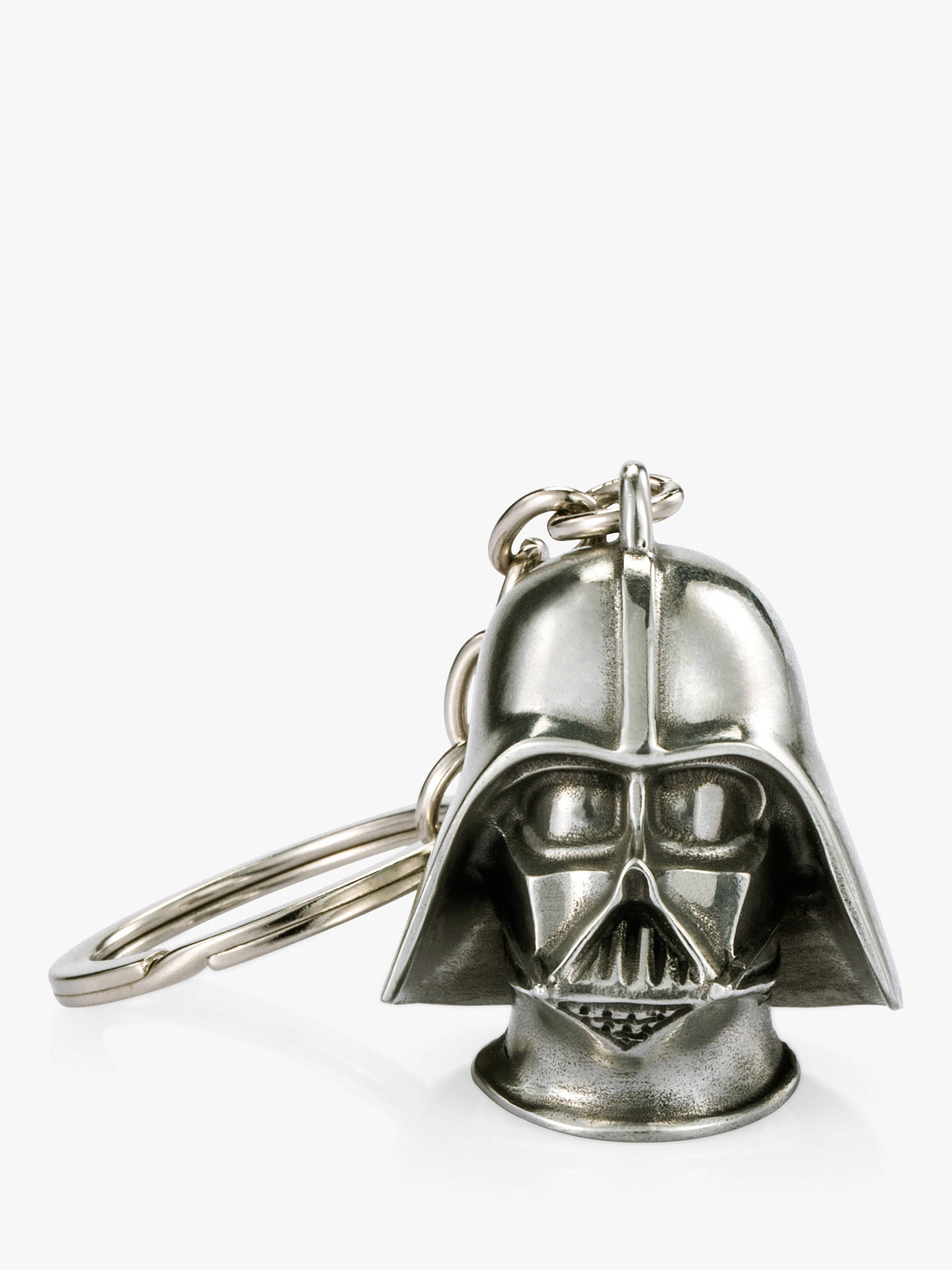 Buy Royal Selangor Darth Vader Keyring Online at johnlewis.com