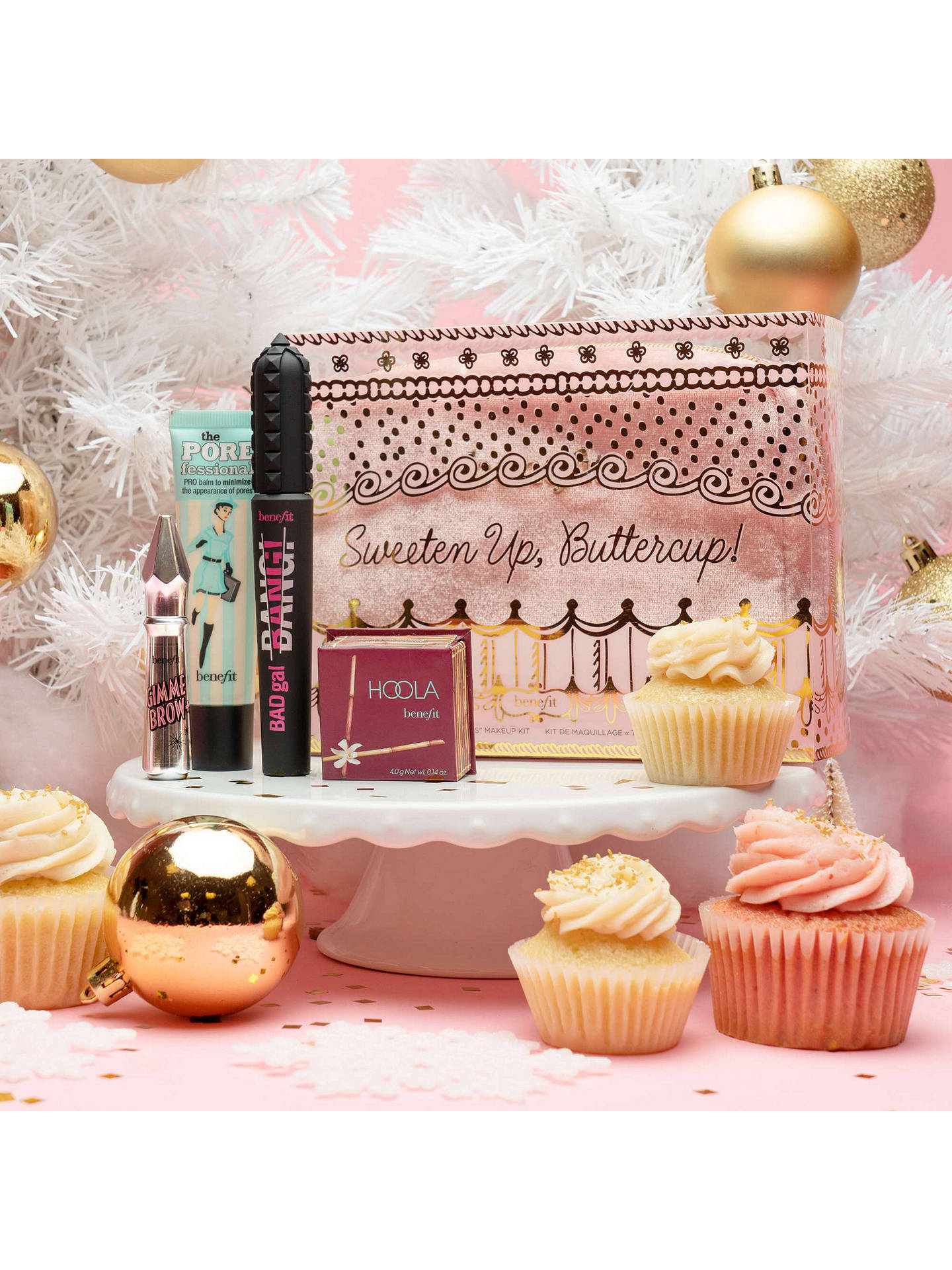 Buy Benefit Sweeten Up Buttercup Gift Set Online at johnlewis.com