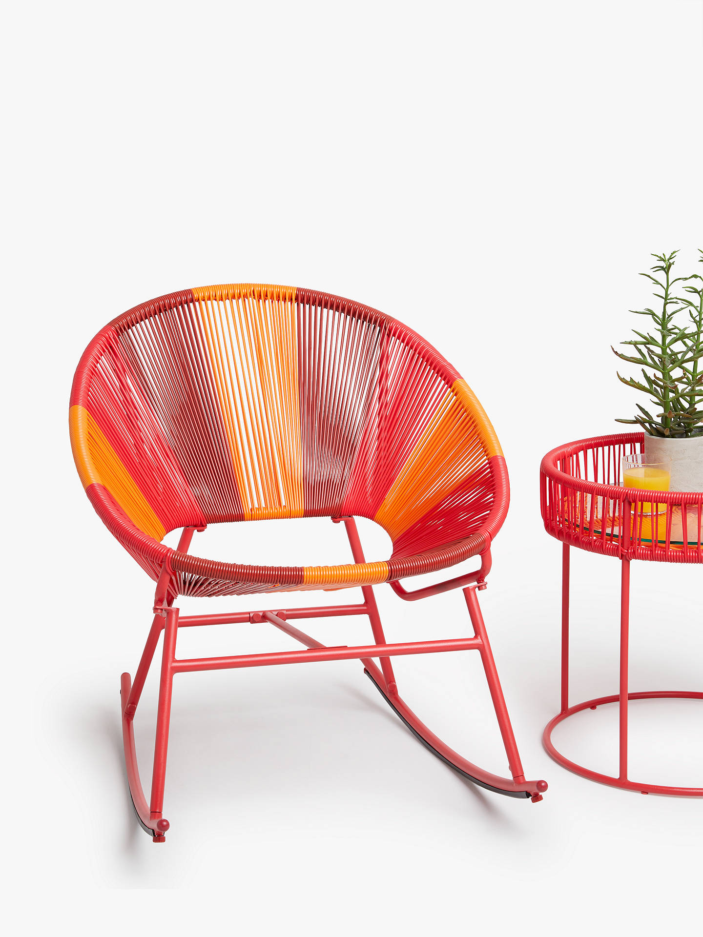 Garden & Patio Furniture Red & Orange Sunrise A John Lewis House