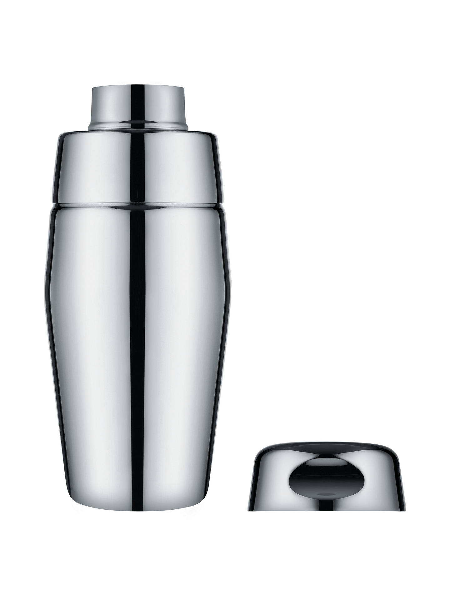 Buy Alessi Stainless Steel Cocktail Shaker Online at johnlewis.com