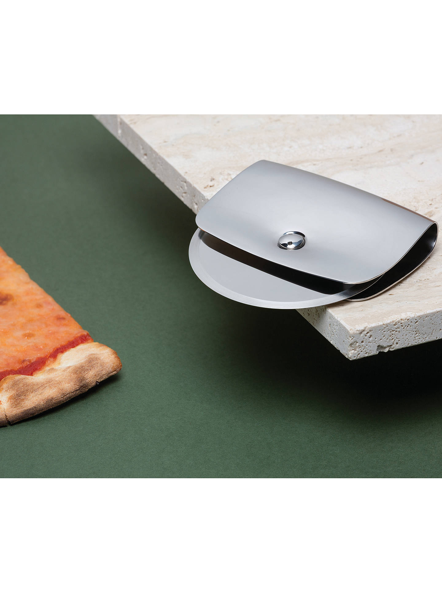 Buy Alessi Taio Pizza Wheel Online at johnlewis.com