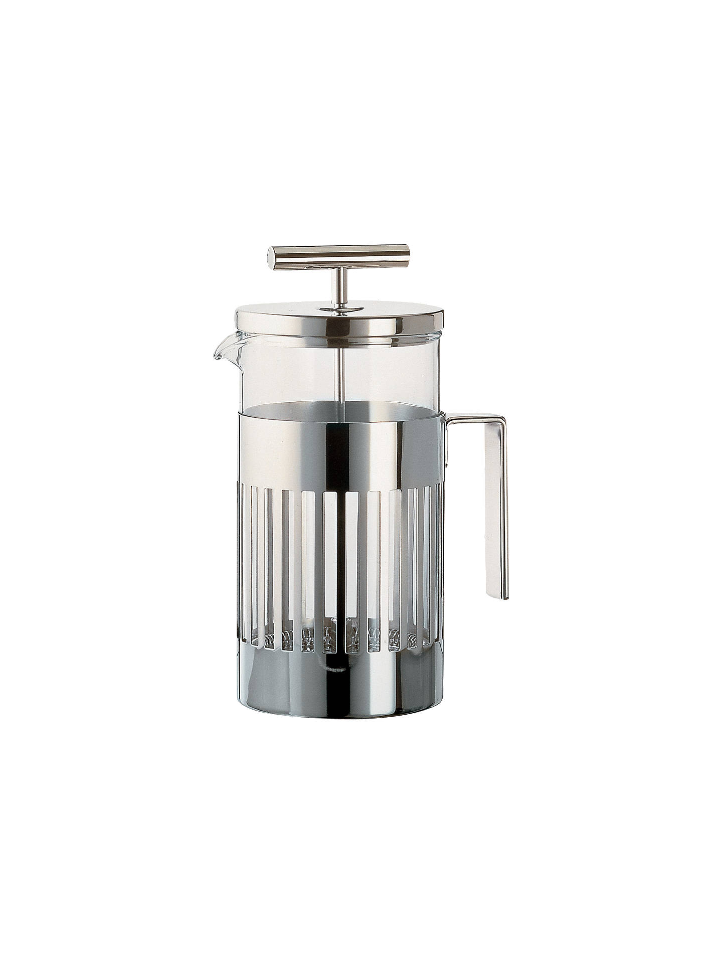 Buy Alessi Filter Coffee Press, 3 Cup Online at johnlewis.com