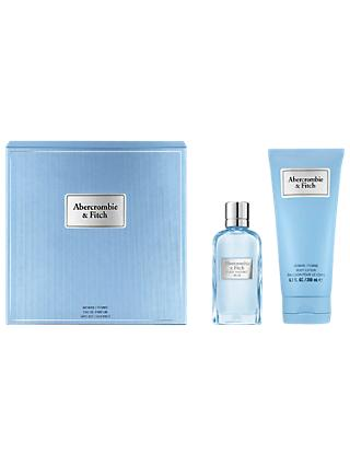 Abercrombie & Fitch First Instinct Blue Woman 50ml Eau de Parfum Gift Set