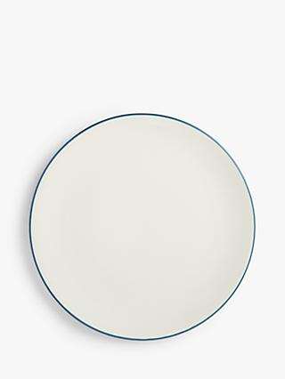House by John Lewis Stoneware Dinner Plates, Set of 4