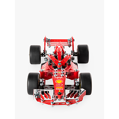 Meccano Ferrari Grand Prix Racer Model Car Kit