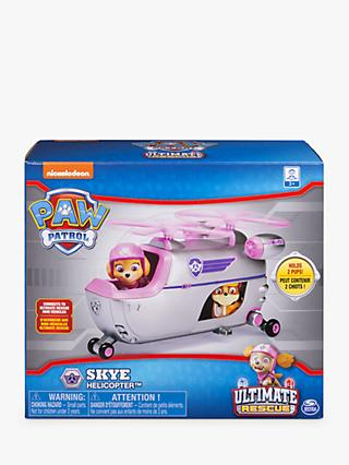 Paw Patrol Skye's Ultimate Rescue Helicopter