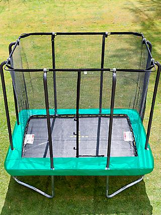 JumpKing 6 x 9ft Rectangle Trampoline