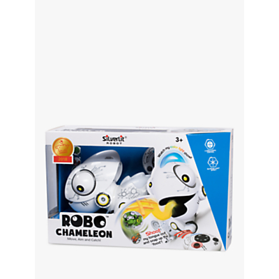 Silverlit Remote Control Robo Chameleon