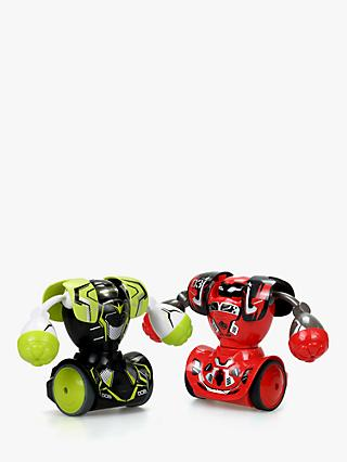 Silverlit Remote Control Robo Kombat Twin Pack
