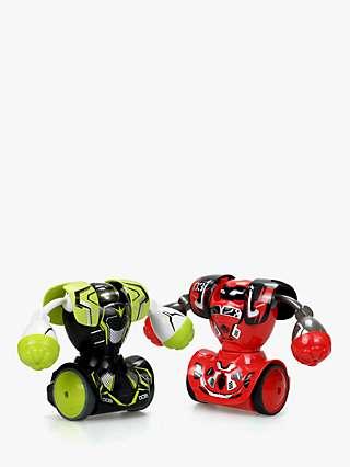 Silverlit Remote Control Robo Kombat Twin Pack