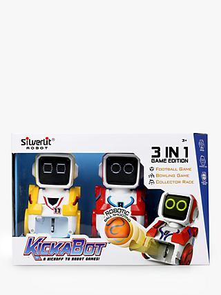 Silverlit Kickabot 3-in-1 Twin Game