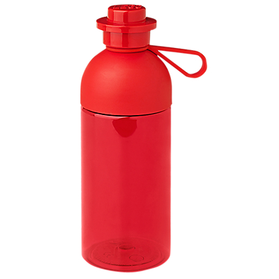 LEGO Children's Drinks Bottle, Red