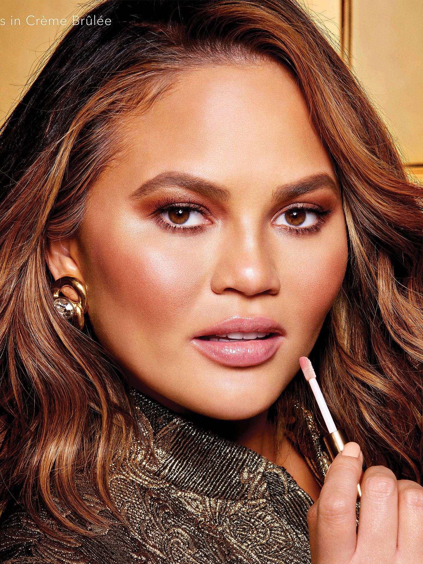BuyBECCA x Chrissy Teigen Lip Icing Glow Gloss Kit Online at johnlewis.com