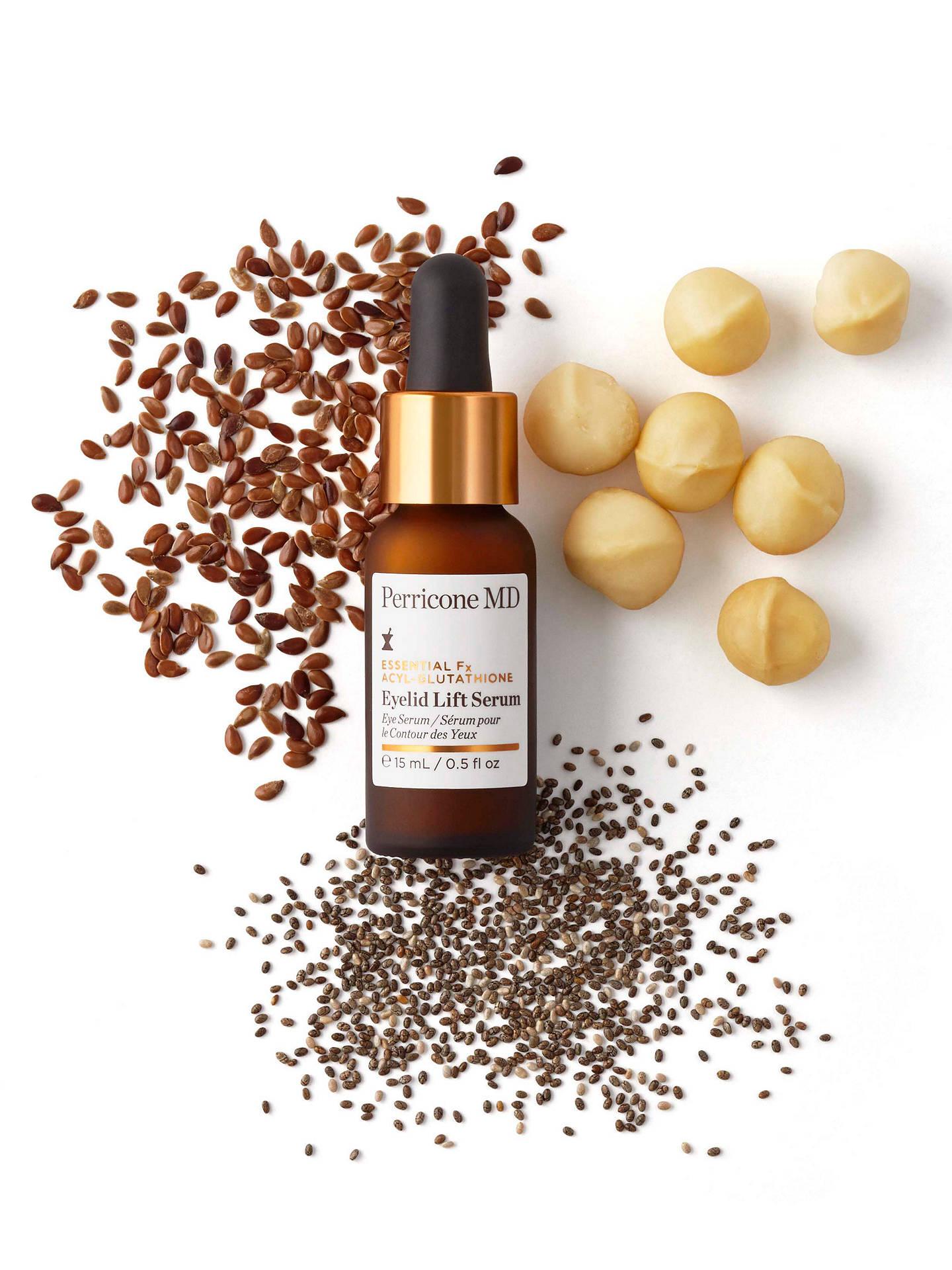 Perricone MD Essential Fx Acyl-Glutathione Eyelid Lift Serum, 15ml