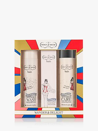 Percy & Reed Wonder & Delight Haircare Gift Set