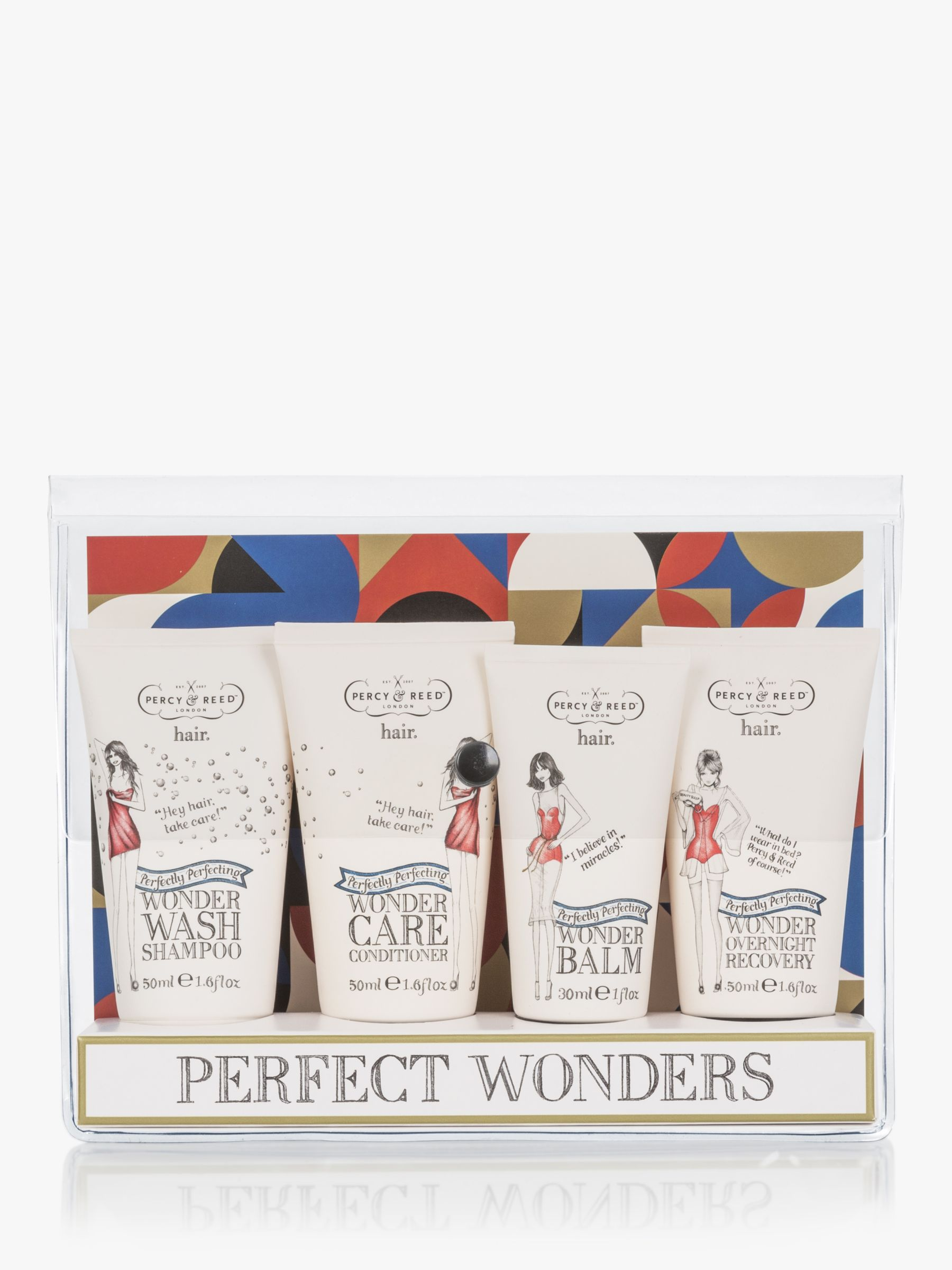 Percy & Reed Percy & Reed Perfect Wonders Discovery Haircare Gift Set
