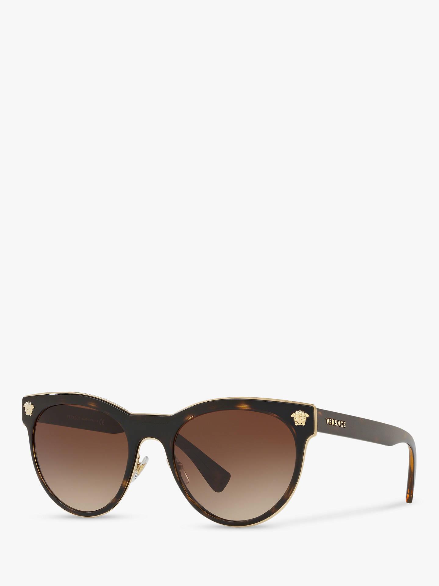 e6bc07cc27 Buy Versace VE2198 Women s Oval Sunglasses