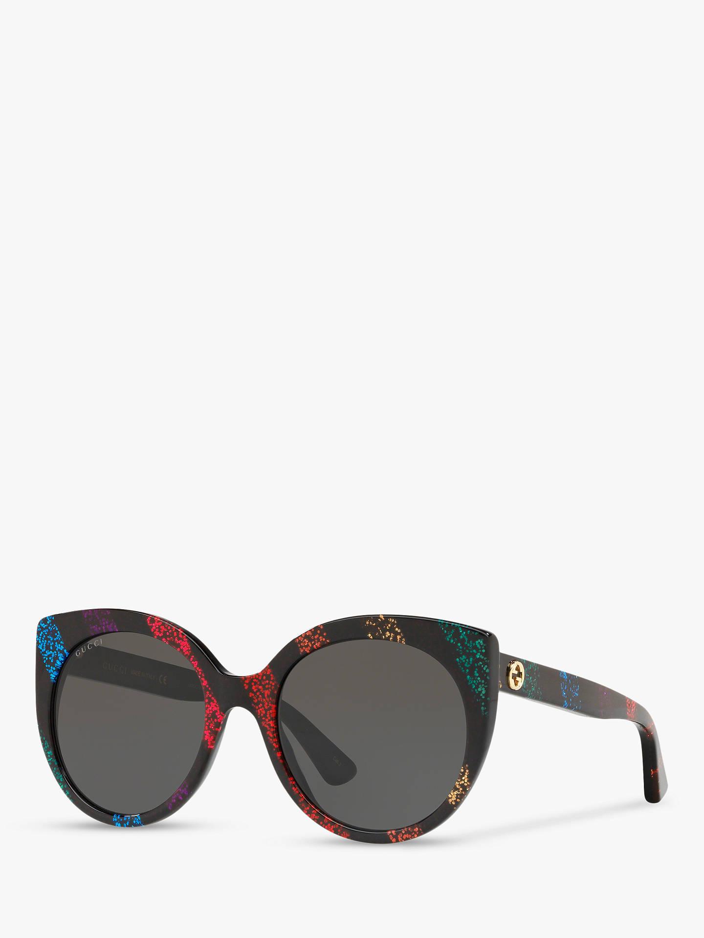 072a424e6d Gucci GG0325S Women s Cat s Eye Sunglasses at John Lewis   Partners