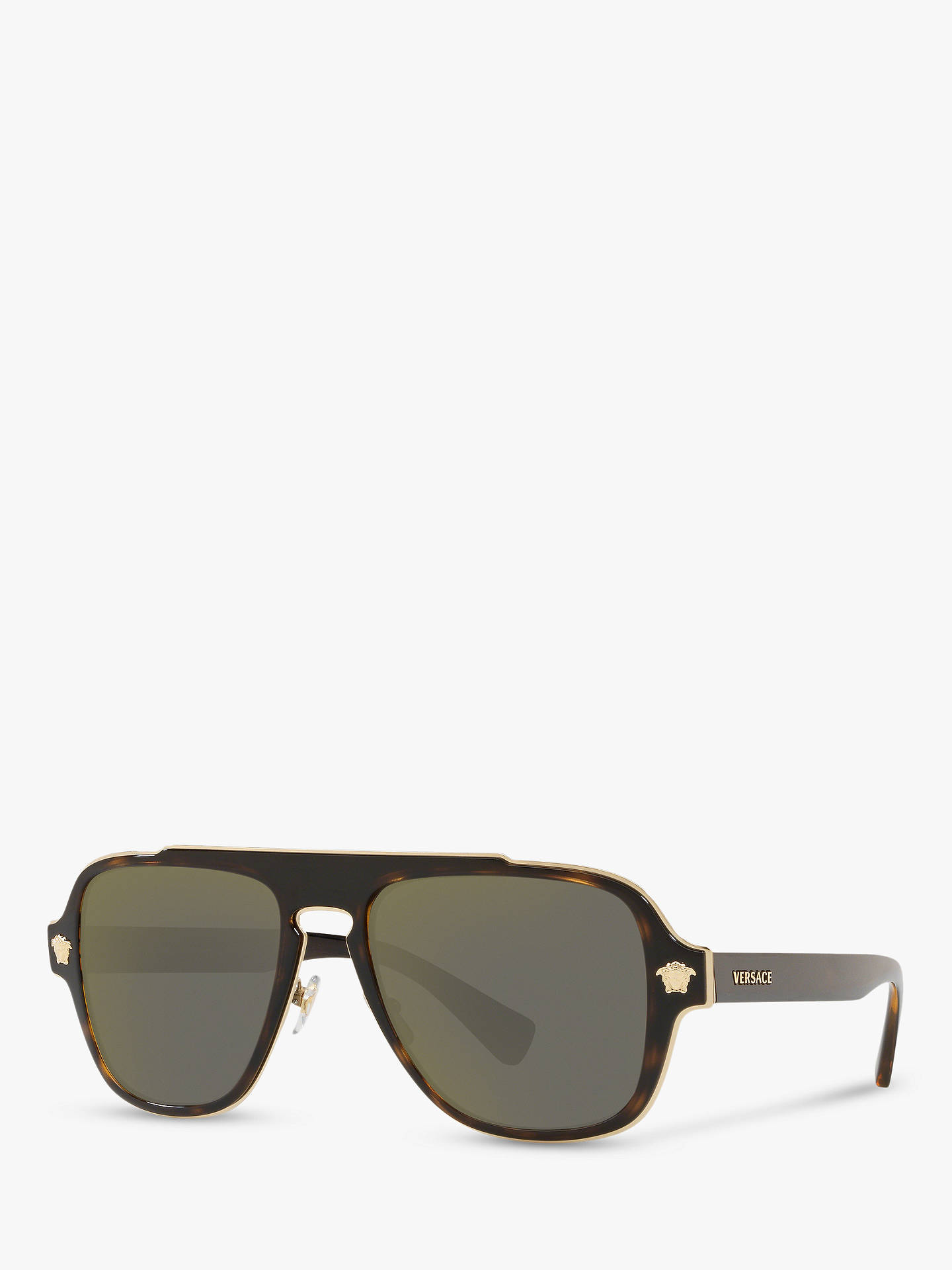 75dd0b0b35d Buy Versace VE2199 Men s Geometric Sunglasses