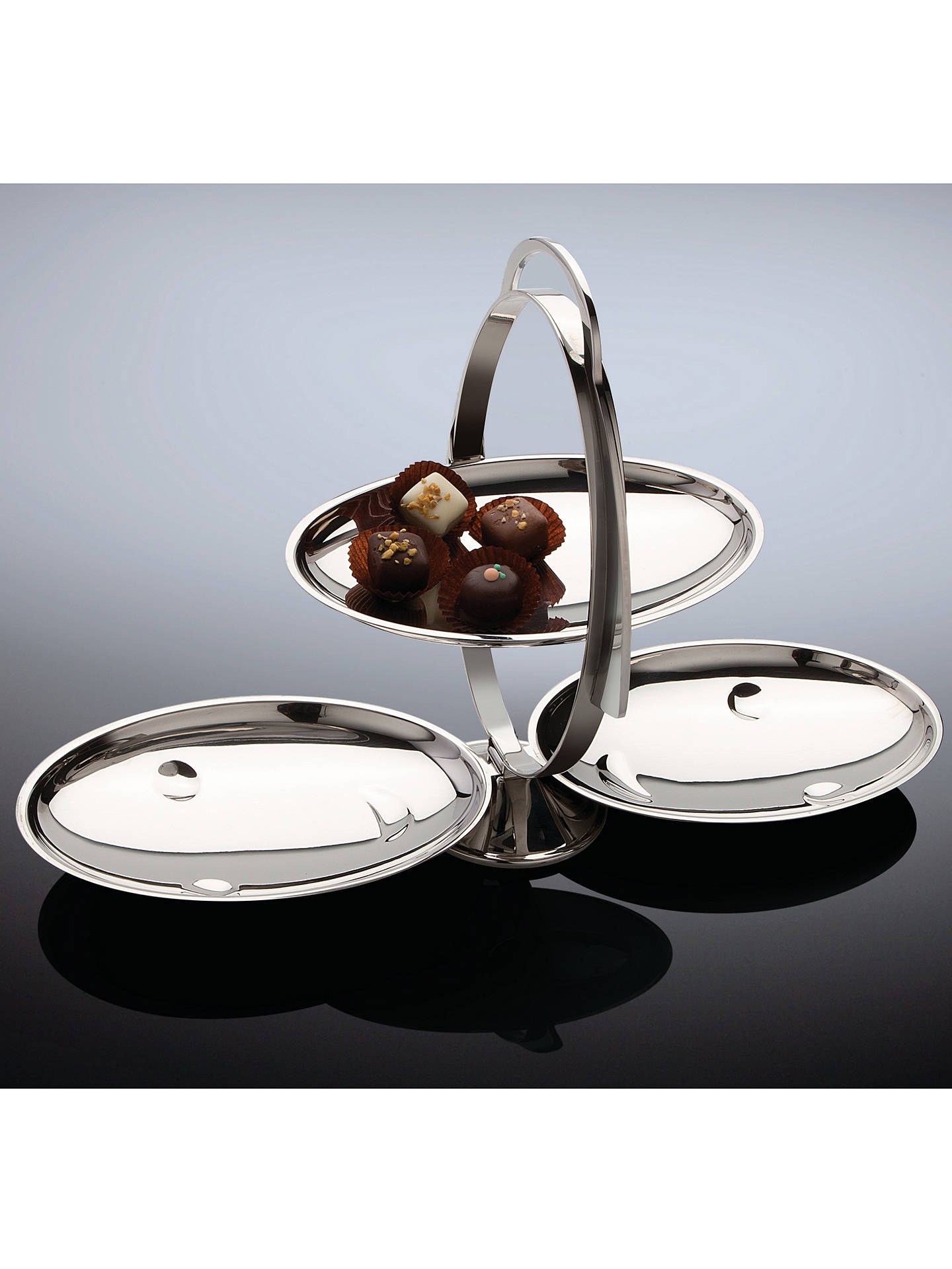Buy Alessi Anna Gong Cake Stand Online at johnlewis.com