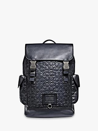 Coach Kent Backpack Midnight Navy