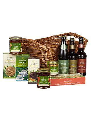 Waitrose Partners Duchy Organic Basket