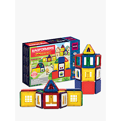 Image of Magformers Wow House Set