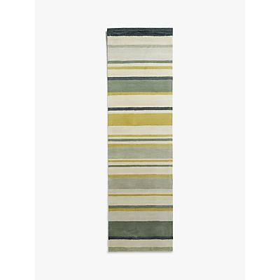 John Lewis & Partners Florence Stripe Runner, L240 x W70 cm