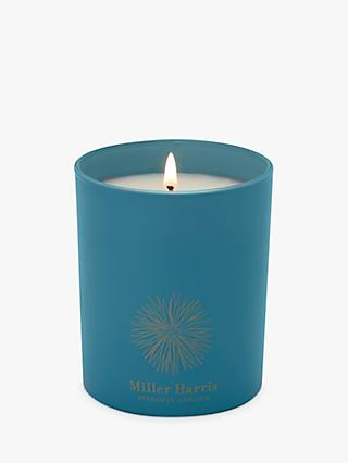 Miller Harris Wintertide Christmas Scented Candle, 185g