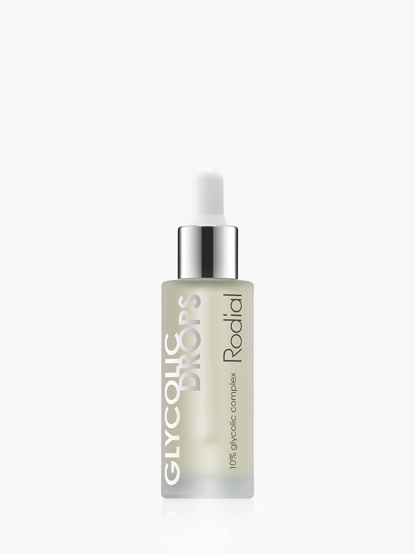 Buy Rodial Glycolic 10% Booster Drops, 30ml Online at johnlewis.com