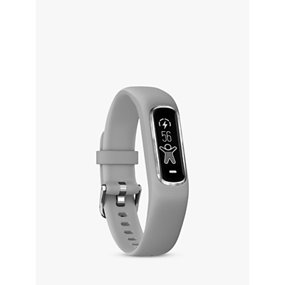 Image of Garmin vivosmart 4 Fitness Activity Tracker with Wrist Based Heart Rate, Small/Medium