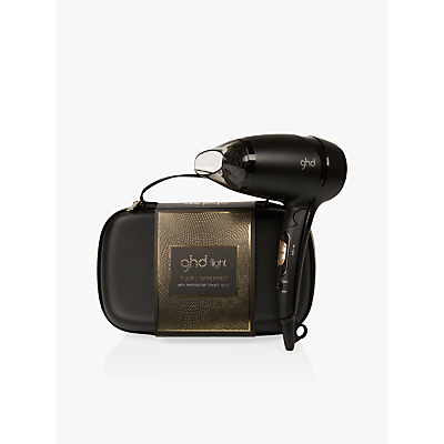 Image of ghd Flight® Travel Hair Dryer, Black