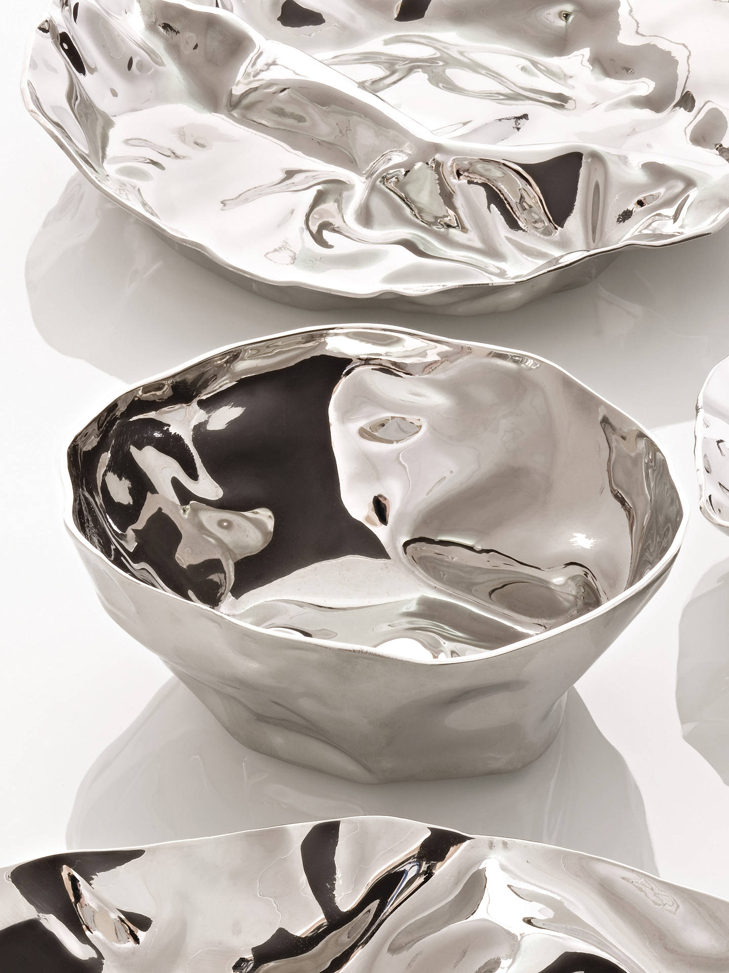 Buy Alessi Francesca Bowls, Set of 2 Online at johnlewis.com