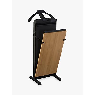 Corby 7700 Trouser Press, Lancaster Oak