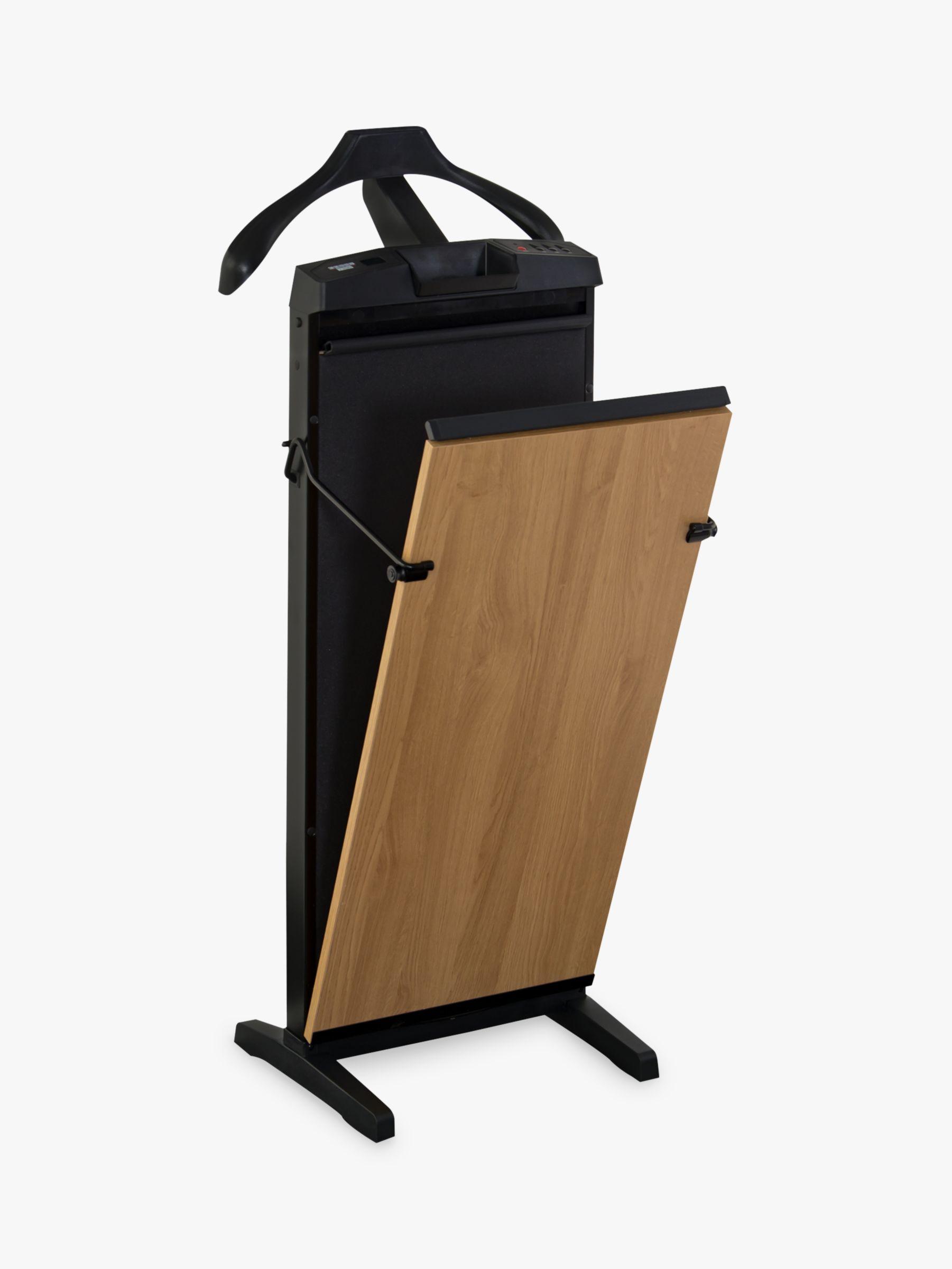 Buy Corby 7700 Trouser Press, Lancaster Oak Online at johnlewis.com